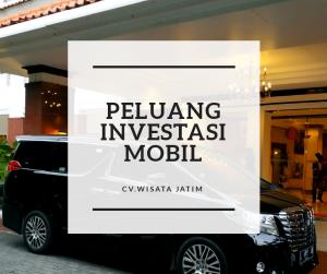 Peluang Investasi  Mobil  | CV.Wisata Jatim Rent Car Tour and Travel